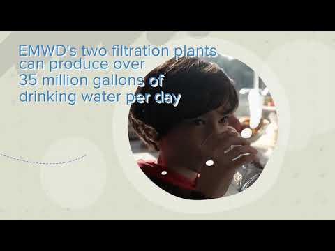 EMWD's Water Filtration Process Virtual Tour