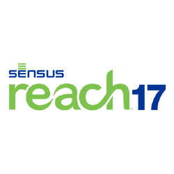 Sensus Reach 17 logo.