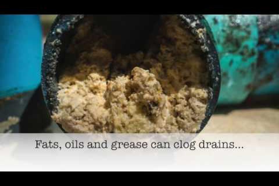 Preventing Sewer Spills