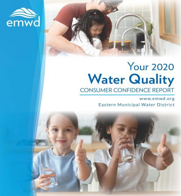 Your 2018 Water Quality consumer confidence report.